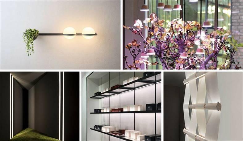 Le nuove tendenze dalle pareti luminose e fonoassorbenti - Pareti verdi per interni ...